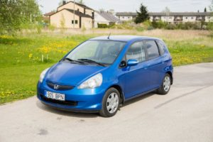 Rendiautorent- Honda Jazz