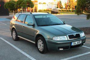 Rendiautorent-Škoda Octavia