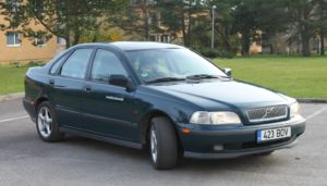 Rendiautorent-Volvo S40